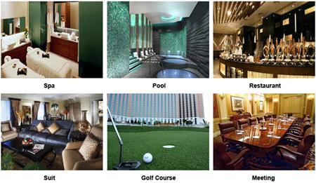 ヴェネチアンマカオ リゾートホテル施設450