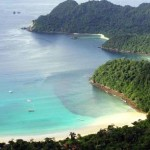 Andaman Club is located on Thahtay Kyun Island