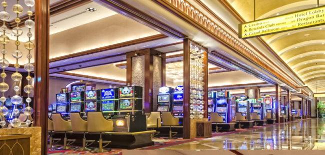 ソレア・リゾート&カジノ ゲーミングエリア1