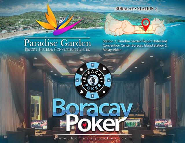 Boracay Poker ボラカイポーカー